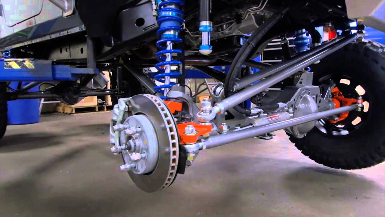 Build A Jeep >> Anvil JK Suspension: GenRight Elite Suspension - YouTube