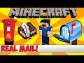 Minecraft Bukkit Plugin - Real Mail - Tutorial