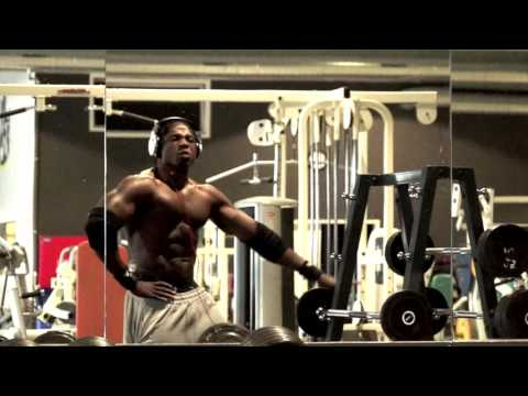GYM ATTITUDE Visualize yourself 01