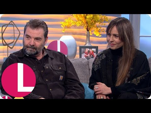 Requiem Stars Tara Fitzgerald and Brendan Coyle Were Spooked Watching Their Own Show | Lorraine