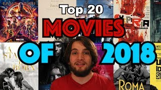Top 20 Movies of 2018 - Nerd Theater - Episode 18