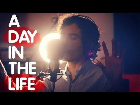 A day in the life // The Beatles // Epic cover!