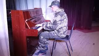 Westworld / Мир дикого запада / - Dr. Ford - piano cover  Импровизация ( авт. исп. ИГОРЬ КОРОБКОВ)