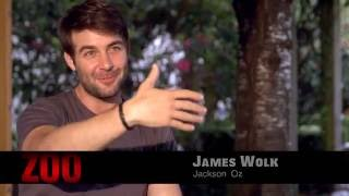 Zoo Season 2 Preview Billy Burke, James Wolk, Kristen Connolly, Alyssa Diaz