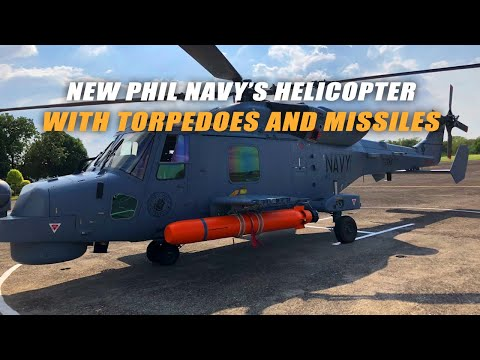 Welcome! Phil Navy's New Helicopters Now In Navy Inventory | The Good & Bad News From US Navy