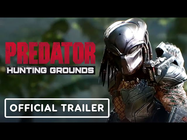 Predator: Hunting Grounds - Official Predator Gameplay Trailer