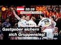 Österreich - Nordmazedonien 32:28 - Highlights | Handball-EM 2020 - ZDF
