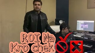 Roi Na Ninja [Official Song ] Live In Studio ( Goldboy ) Sad song