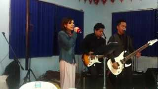OC BAND - LOCK OUT OF HEAVEN (BRUNO MARS COVER)