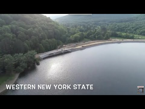 Allegany State Park - Spillway Project