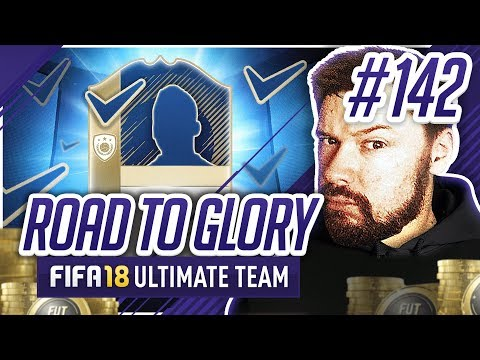 TIME FOR PRIME ICONS?! - #FIFA18 Road to Glory! #142 Ultimate Team