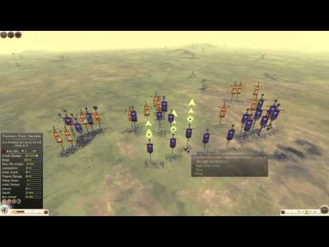 Total War Rome 2: Cup of Nations - AggonyPrussianPrince (Parthia) vs IMP Sherl (Epirus) |