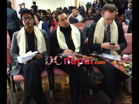 Kathmandu Debate Photo Clip