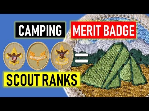 Secret Hack To Camping MB - How To Get Camping Merit Badge