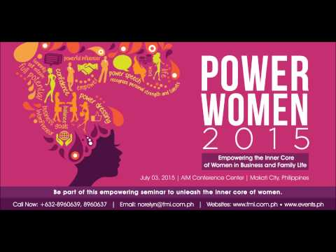 Power Women 2015 Radio Ad