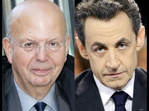 Information à l'intention de Monsieur Patrick Buisson (Nicolas Sarkozy)