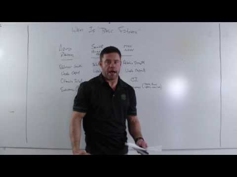 What Is Base Fitness?