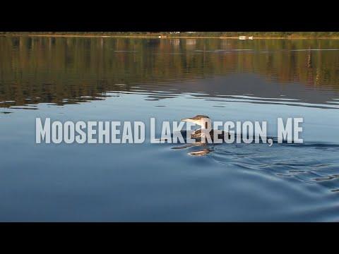 New England Boating: Moosehead Lake Region, ME