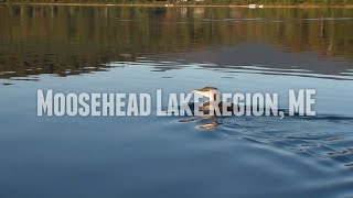 New England Boating: Moosehead Lake Region, ME