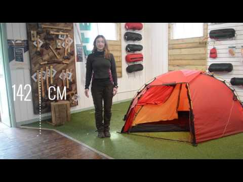 Hilleberg Soulo - Nordic Outdoor Sizing Guide