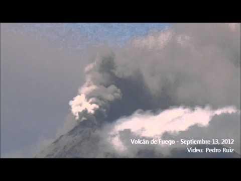 Guatemala: hay 30 mil evacuados por el volcán de Fuego
