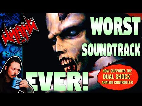 The Worst Video Game Soundtrack Ever - Resident Evil Director's Cut: Dual Shock Edition - Whang!