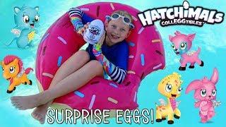 Hatchimals Colleggtibles SWIM PARTY!