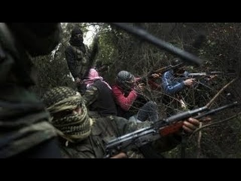 Syria War - Heavy Clashes In The Battle For Hill 45 During Latakia Offensive