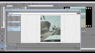 طريقة تحريك صور على فيلم متحرك سوني فيقاس