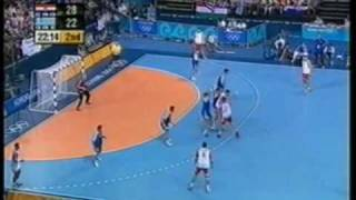 Ivano Balić 15 goals at Olympics 2004 in Athens