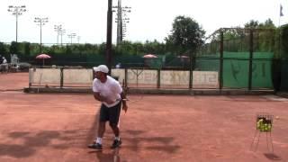 Тенис Уроци - TennisJo.com - Сервиз.avi