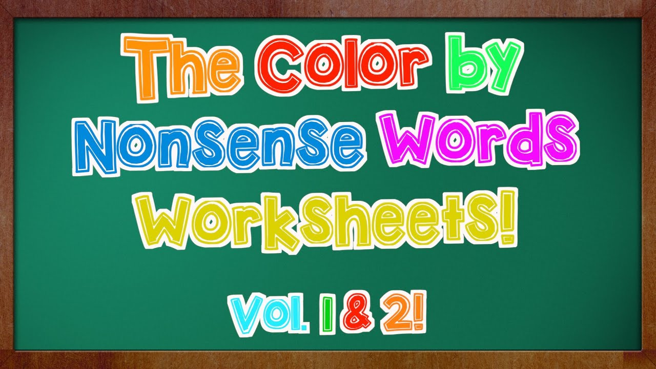 hight resolution of How to Teach Nonsense Words