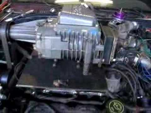Ford Probe LX Supercharged 3 0 V6 Vulcan power Eaton M90 by raiden1234