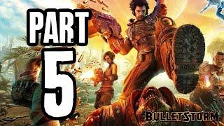 ► Bulletstorm | #5 | Čtyřhlavňová brokovnice! | CZ Lets Play / Gameplay [1080p] [PC]