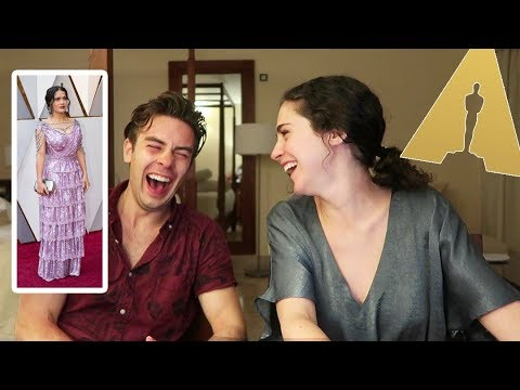 Oscars 2018 Fashion Review