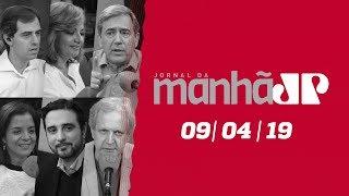 Jornal da Manhã -  Edição completa - 09/04/19