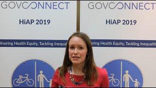 HiAP 2019 - Rebecca Fuller, Urban Transport Group