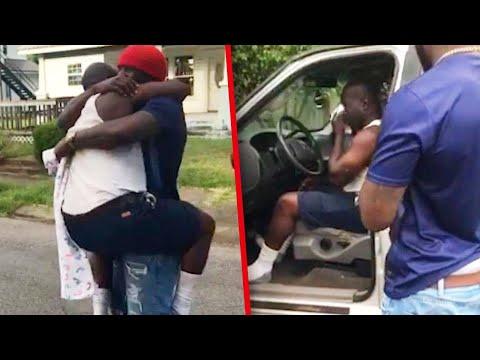 AJ - #GoodNews: Dad, I Got You a Truck!