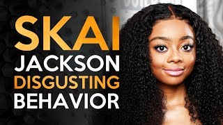 Skai Jackson Needs To Be Shut Down
