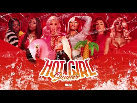 Megan Thee Stallion – Hot Girl Summer (feat. Nicki Minaj, Cardi B, Iggy Azalea, Saweetie & MORE)