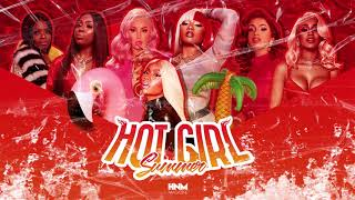 Megan Thee Stallion - Hot Girl Summer (feat. Nicki Minaj, Cardi B, Iggy Azalea, Saweetie & ...