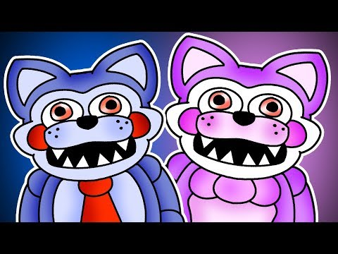 Funtime Freddy Plays Five Nights At Candy's! Minecraft FNAF Roleplay