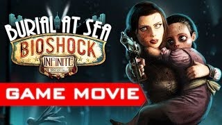 Bioshock Infinite: Burial At Sea Episode 2 All Cutscenes (Game Movie) 1080p HD