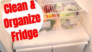 Join me as for motivational cleaning . refrigerator clean & organized to help refresh our mind. out with the old lifestyle and embrace new lifestyle. hea...