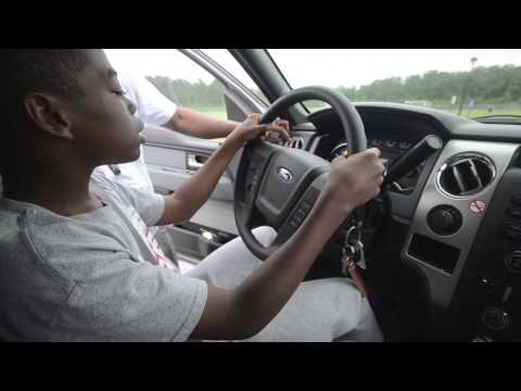 Pastor Troy Teaches Nephew To Drive!!!