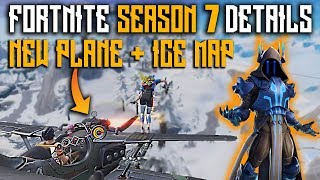 Fortnite Season 7 Details With First Victory of season 7 New planes + gun skins HINDI