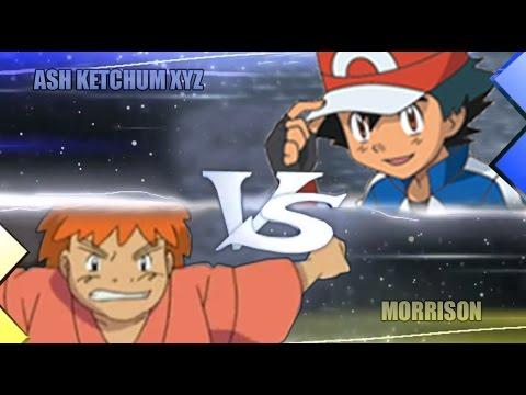 Pokemon Omega Ruby & Alpha Sapphire [ORAS]: XYZ Ash Vs Morrison