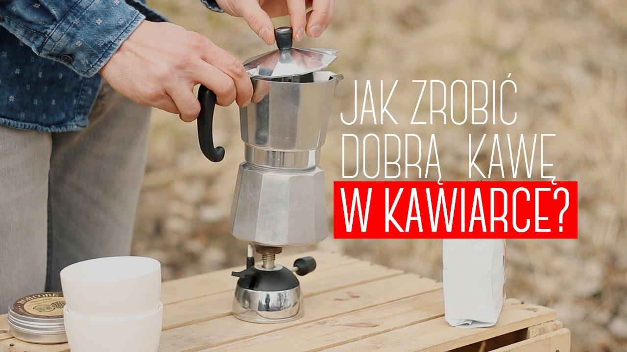 Jak zaparzać kawę w kawiarce? Porady. Czajnikowy.pl