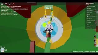 Roblox-jogando com MT pessoa;-; (Torre do inferno)