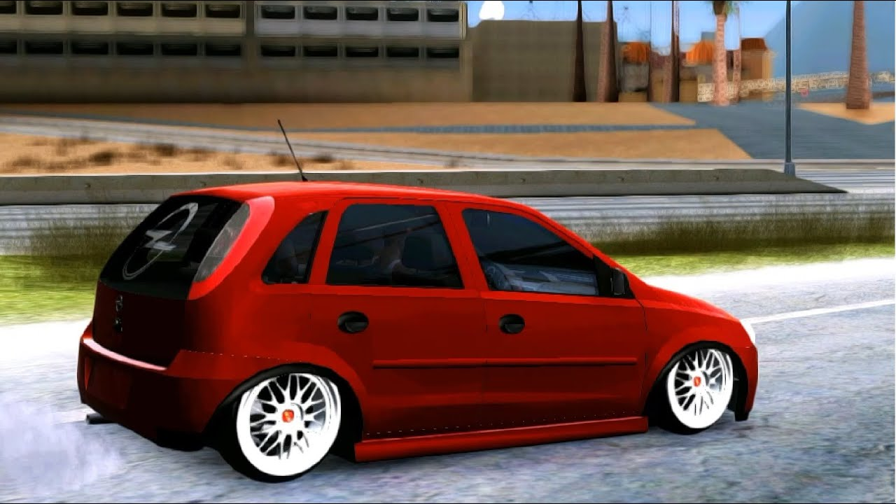 gta san andreas opel corsa c tuning enromovies youtube. Black Bedroom Furniture Sets. Home Design Ideas